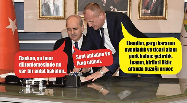 KELEŞ'TEN İZAHAT!