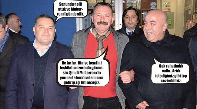 KEYİFLERİ TIKIRINDA!