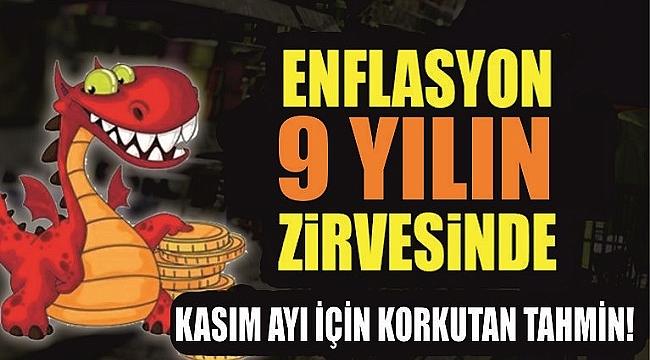 ENFLASYON=PAHALILIK
