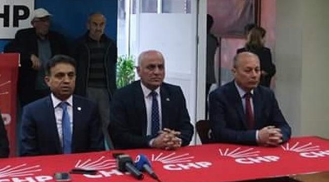 MHP'LİYKEN CHP'YE ÇALIŞMIŞ!