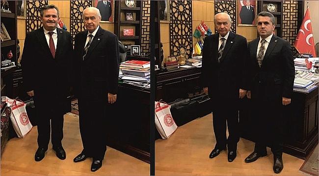 MHP'DE GÜMÜŞOVA VE CUMAYERİ BANKO