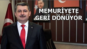 AK PARTİ SKM'DE DEĞİŞİM