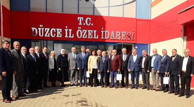 İL GENEL MECLİSİ SON KEZ TOPLANDI