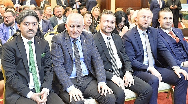TİCARET BAKANI PEKCAN 'A TALEPLERİ İLETTİ