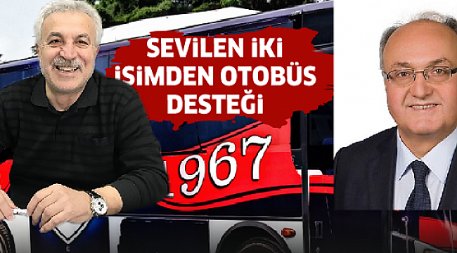 DÜZCESPOR TARAFTARINA OTOBÜS DESTEĞİ