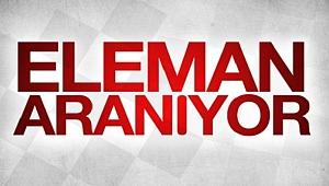 PAKMAYA ELEMAN ARIYOR
