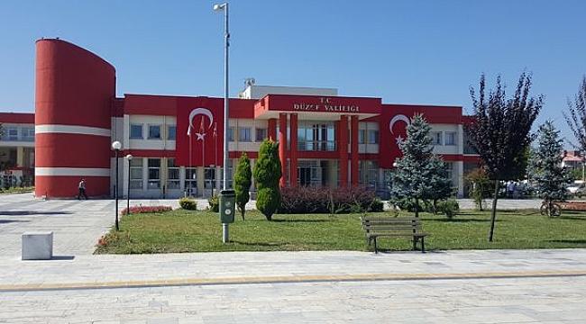 DÜZCE'DE YENİ KORONA ÖNLEMLERİ