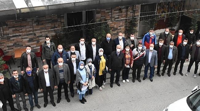 AK PARTİ'DEN YENİ ÜYE SEFERBERLİĞİ