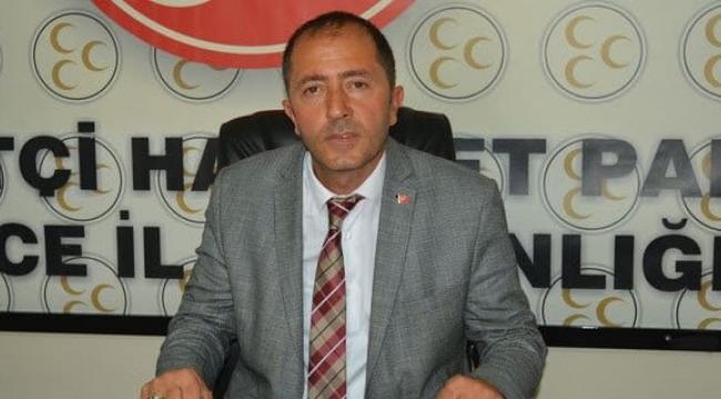 MHP'DE TEŞKİLAT CABOĞLU DEDİ