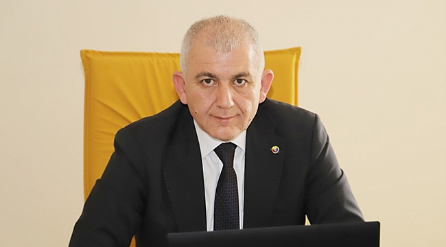 TSO'DAN PUSULA'YA TEBRİK