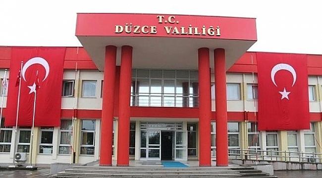 DÜZCE'DE HIFZISSIHHA MECLİSİ OLAĞANÜSTÜ TOPLANDI