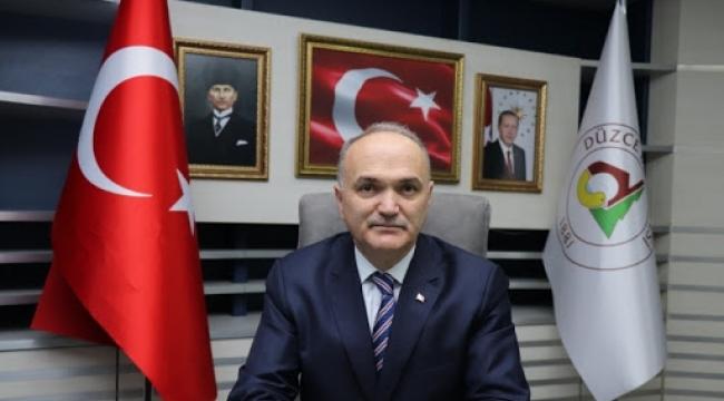 FARUK ÖZLÜ GAZİLER DERNEĞİ BAŞKANINI UNUTTU!