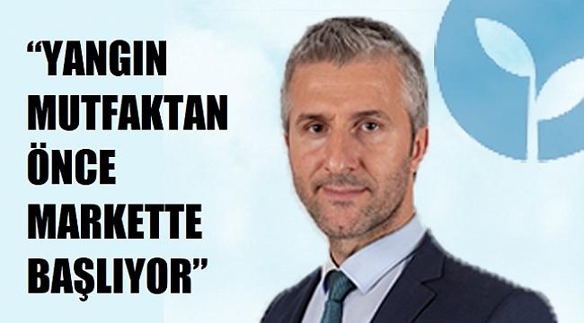 """MURAT CAYMAZ: """"DÜZCE'DE ENFLASYON TÜRKİYE ORTALAMASINDAN YÜKSEK"""""""