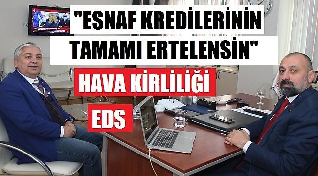 TSO YÖNETİMİ, DÜZCE'NİN SIKINTILARINA ÇÖZÜM ARADI