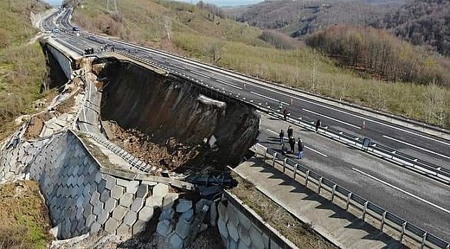 ÇÖKEN YOLDA KARAYOLLARI'NIN BÜYÜK İHMALİ VAR