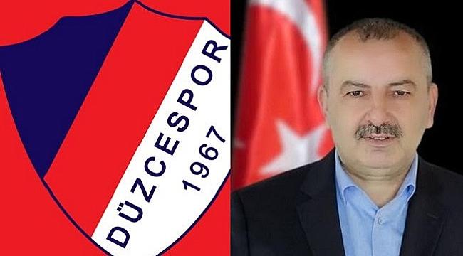 BAYRAM ALİ KUBİLAY'DAN DÜZCESPOR'A PRİM SÖZÜ