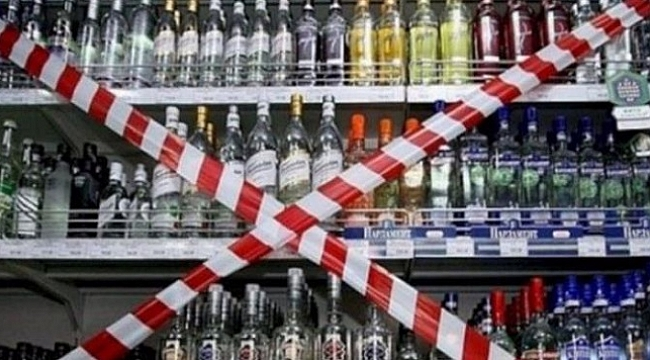 DÜZCE VALİLİĞİ ALKOL SATIŞINI YASAKLADI