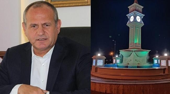 KELEŞ'TEN FARUK ÖZLÜ'YE SİTEMLİ MESAJ