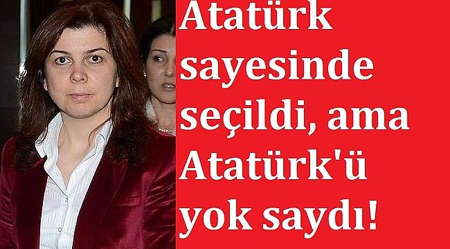 İGM BAŞKANININ ATATÜRK ALERJİSİ!