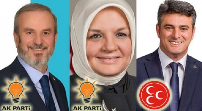 VEKİLLER DÜZCE'NİN SORUNLARINI UNUTTU!